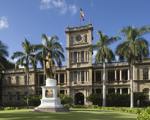 Aliiolani Hale (Honolulu, Hawaii)