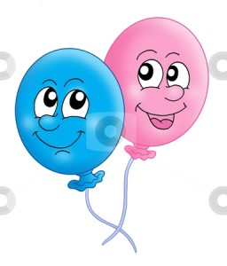 Pair-of-balloons